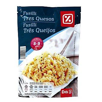 DIA Fusilli 3 quesos/finas hierbas Sobre 145 gr
