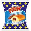 Pitch Choco Barra pan de leche relleno de una barra de chocolate con leche bolsa 00155 g 4 unidades Pasquier