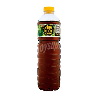 Hacendado Refresco te limón sin azucar Botella 1,5 l