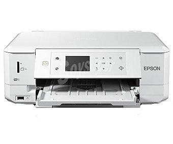 Epson Impresora multifunción Wi-Fi epson Premium XP-635, imprime, escanea y copia, pantalla Lcd táctil, impresión desde dispositivo móvil, lector de tarjetas de memoria, doble cara expression XP635