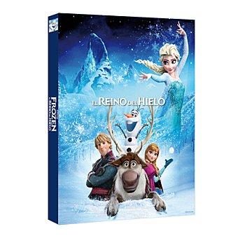 """Disney Frozen: """"El reino del hielo"""" Blu-Ray 3D 1 ud"""