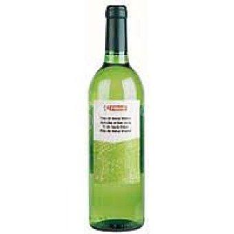 Eroski Vino Blanco de mesa Botella 75 cl