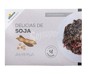 Ahimsa Delicias de soja 250 gramos