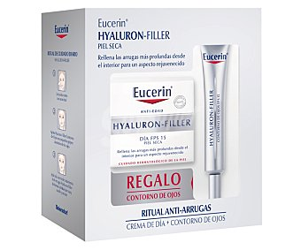 Eucerin Crema antiedad día Hyaluron Filler Tarro 50 ml