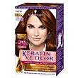 Tinte cabello castaño claro 5.70 1u 1u Keratin Color Schwarzkopf