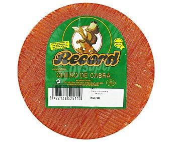 Record Queso de Cabra Semicurado 950 Gramos