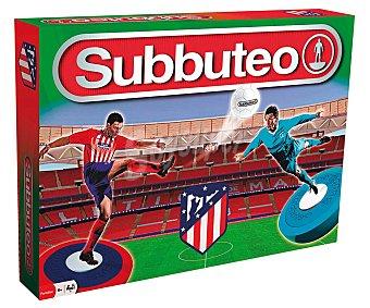 Subbuteo Juego de mesa de habilidad para 2 jugadores Atlético de madrid.