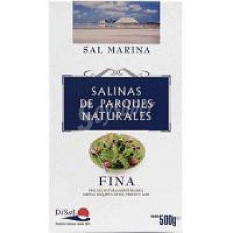 DISAL Parques Naturales Sal marina fina Caja 500 g