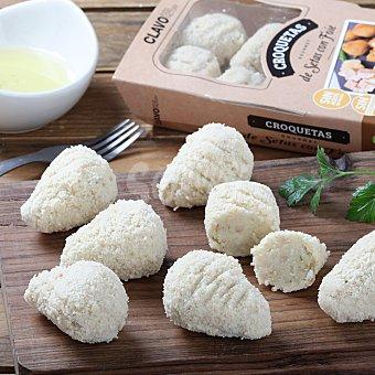 Clavo Croquetas de Setas con Foie Gourmet Clavo Food 200 G 6 uds