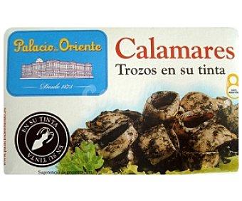 Palacio de Oriente Trozos de calamar en tinta Lata 72 g