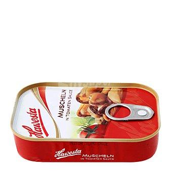 Hawesta Mejillón en salsa de tomate 66 g