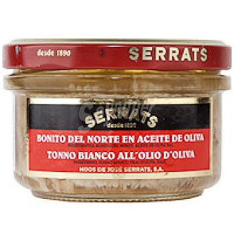 Serrats Bonito en aceite de oliva Frasco 167 g