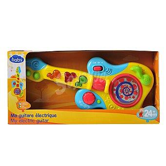 BABY Guitarra Infantil con Melodías y Sonidos 1 Unidad