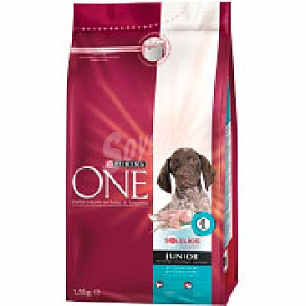 One Purina Alimento de pollo-arroz Junior 1 kg