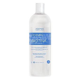 Asepsis Champú energizante con biotina 1 l