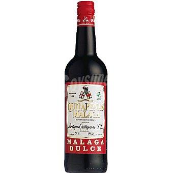 QUITAPENAS Vino dulce de Málaga botella 75 cl
