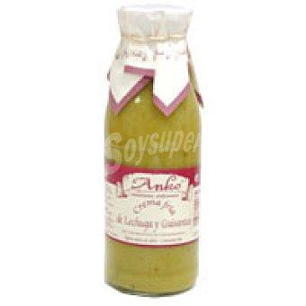 Anko Crema de lechuga-guisantes Botella 500 ml