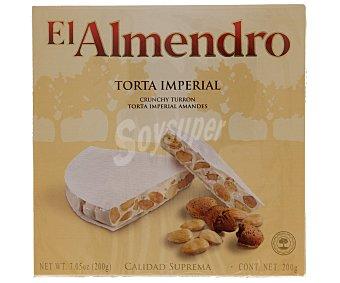 El Almendro Torta Imperial suprema Caja 200 g