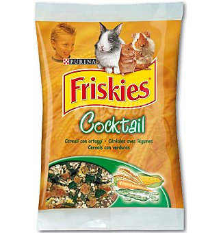 Purina Friskies Cocktail roedores 400 GRS
