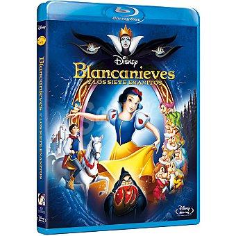 Blancanieves Y Los Siete Enanitos Blu-Ray