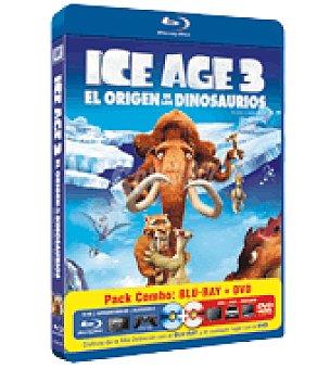 Ice Age 3 combo (br+dvd) BR 1 unidad