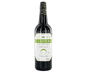 Campero Vino Amontillado de Jerez Botella 75 Centilitros