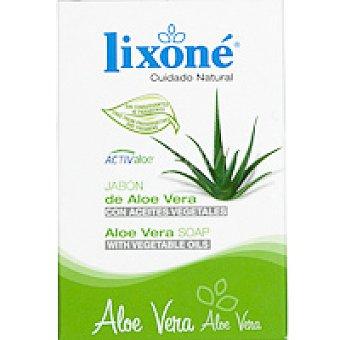 Lixione Jabón de aloe vera Bote 125 ml