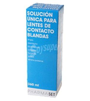 Pharmaset Solución lentillas 360 ml