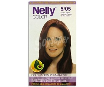 NELLY Color Tinte Caoba Medio Nº 5/05 1u