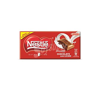 Extrafino Nestlé Chocolate extrafino con leche Tableta 150 g