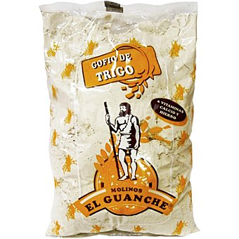 GUANCHE Gofio de trigo bolsa 1 kg Bolsa 1 kg
