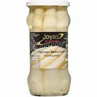 JOYAS HUERTA Espárrago blanco extra Frasco 580 g