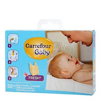 Carrefour Baby Bolsa Pañales 50 ud