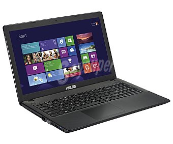 ASUS Ordenador portátil con pantalla de 15,6'' Portátil 15,6'' F552LAV
