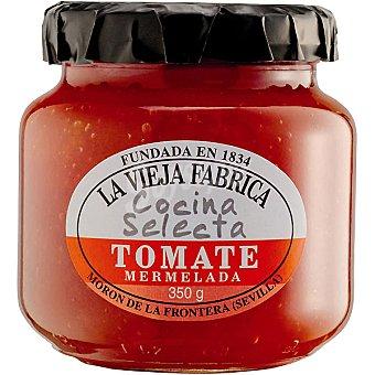 La Vieja Fábrica Mermelada de tomate Cocina Selecta Tarro 350 g