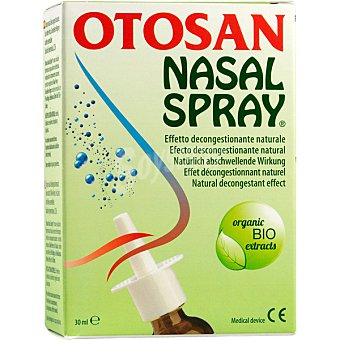 OTOSAN Spray nasal efecto descongestionante natural bio Envase 30 g