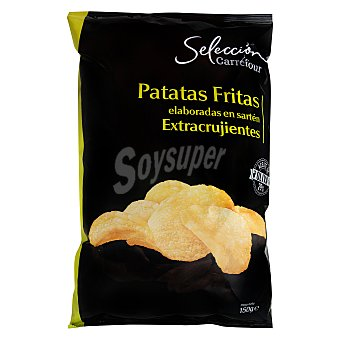 Carrefour Selección Patatas fritas 130 g