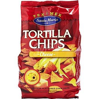 SANTA MARIA Tortilla chips queso bolsa 200 g
