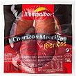 Chorizo y morcilla ibérica Envase 200 g Montealbor