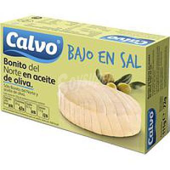 Calvo Bonito bajo en sal Lata 111 g