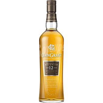 Glen Grant Whisky escocés de malta 12 años Botella 70 cl