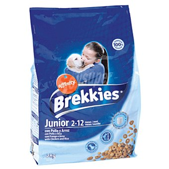 Brekkies Affinity Alimento Perro Seco Junior 3 Kg
