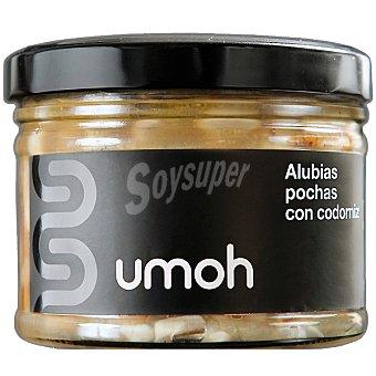 UMOH Alubias pochas con codorniz Envase 425 g