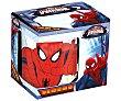 Taza infantil de cerámica con diseño Spiderman, de capacidad marvel 0,32 litros Spiderman Marvel