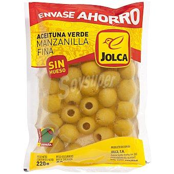 Jolca Aceituna bolsa s/h Bolsa 90GRS