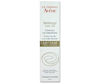 AVENE Crema de día antiedad, aporta densidad, vitalidad y bienestar a las pieles maduras 40 Mililitros