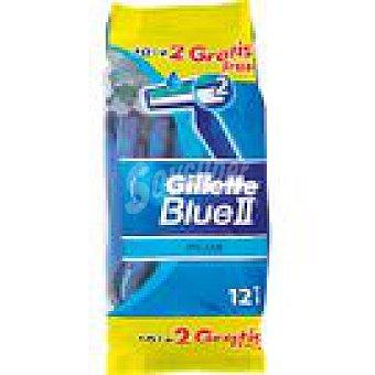 Gillette Maquinilla afeitar desech Pack 12 unid