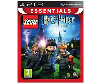 WARNER BROS Lego Harry Potter PS3  1u