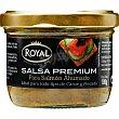 salsa premium para salmón ahumado  envase 100 g Royal