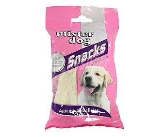 Mister dog Huesos masticables para perros 2 uds. de 65 g